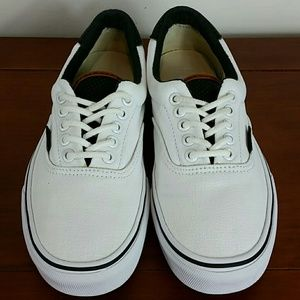 Vans white - 8.5